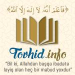 Tovhid.info heyəti